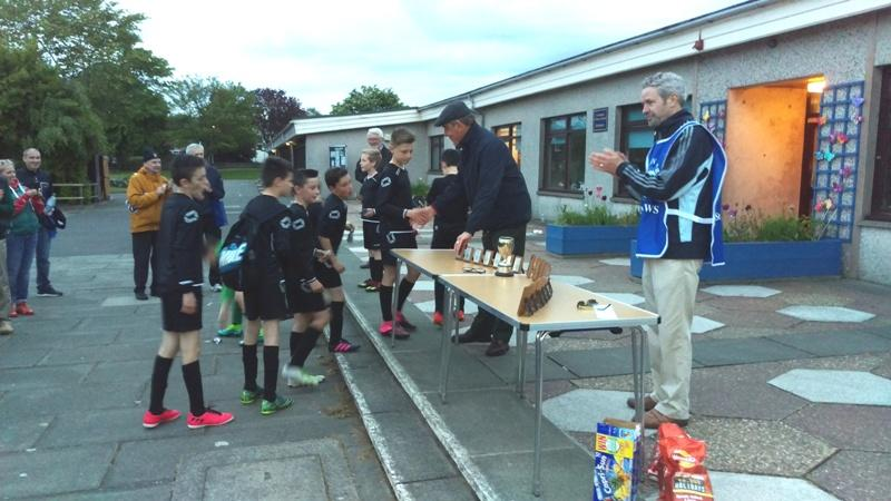 Rotary Primary Schools Football Tournament 2016 -