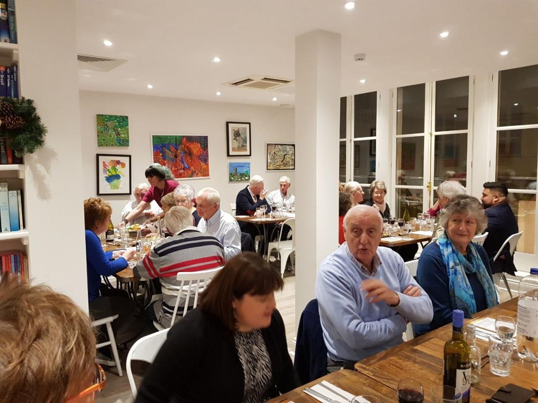 Club Visit To Beresford Street Kitchen Rotary Club Of