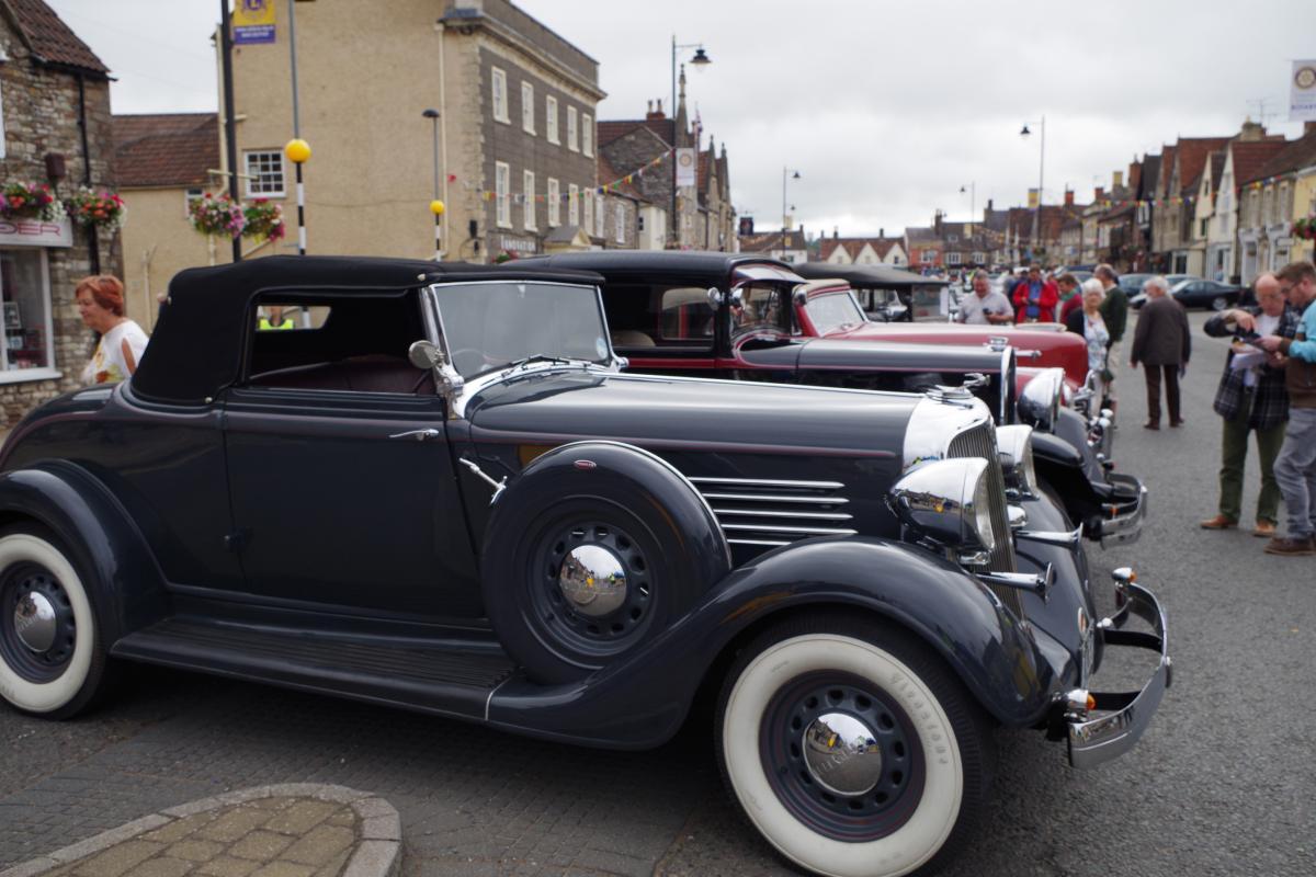 Sodbury Classic Car Run - Rotary Club of Chipping Sodbury