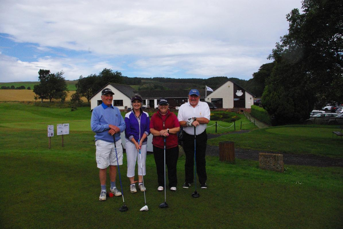 Our Annual Charity Golf Day -