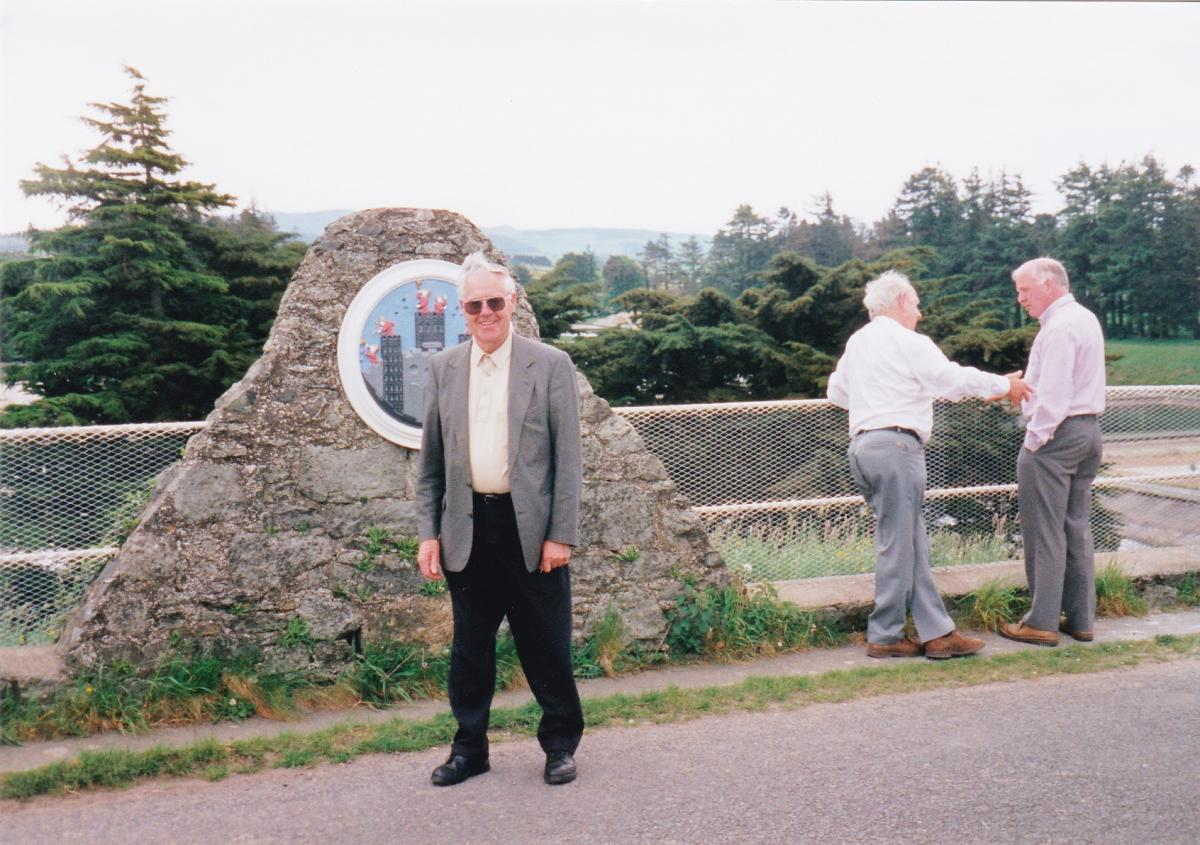 Pictures from a visit by Holyhead Rotary Club to Dun Laoghaire Rotary Club in 1997 - IMG 0004(3)