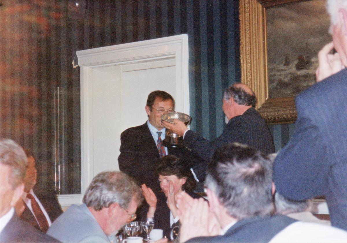 Pictures from a visit by Holyhead Rotary Club to Dun Laoghaire Rotary Club in 1997 - IMG 0013(2)