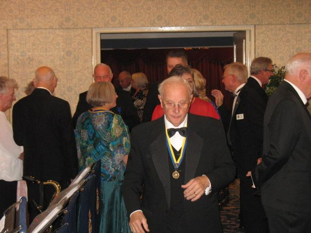 Lymm Rotary 80th Charter Dinner -