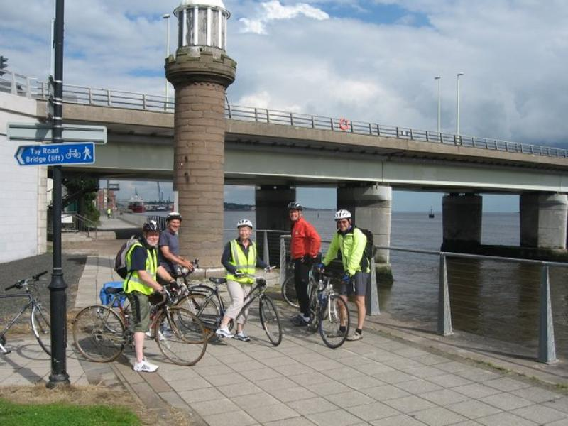Fellowship Cycle to Carnoustie - IMG 0035 13
