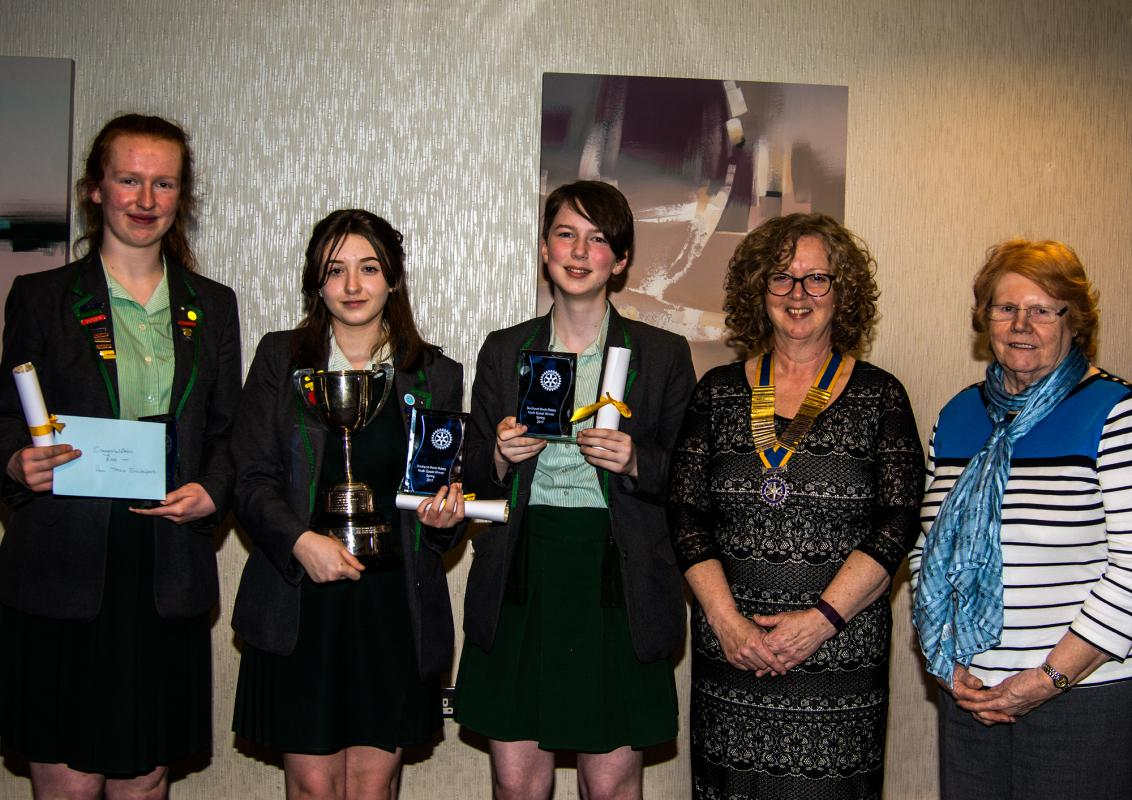 Youth Speaks - The Krishnan Cup - 2017 Spring winners Greenbank High School