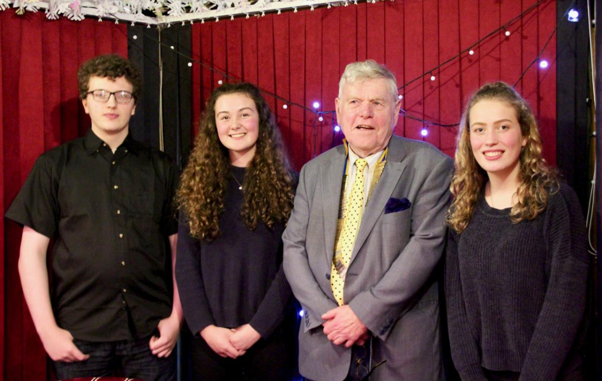 Rotary Evening of Youth 2018 -
