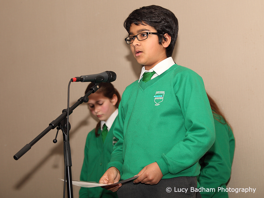 Schools Poetry Recital -