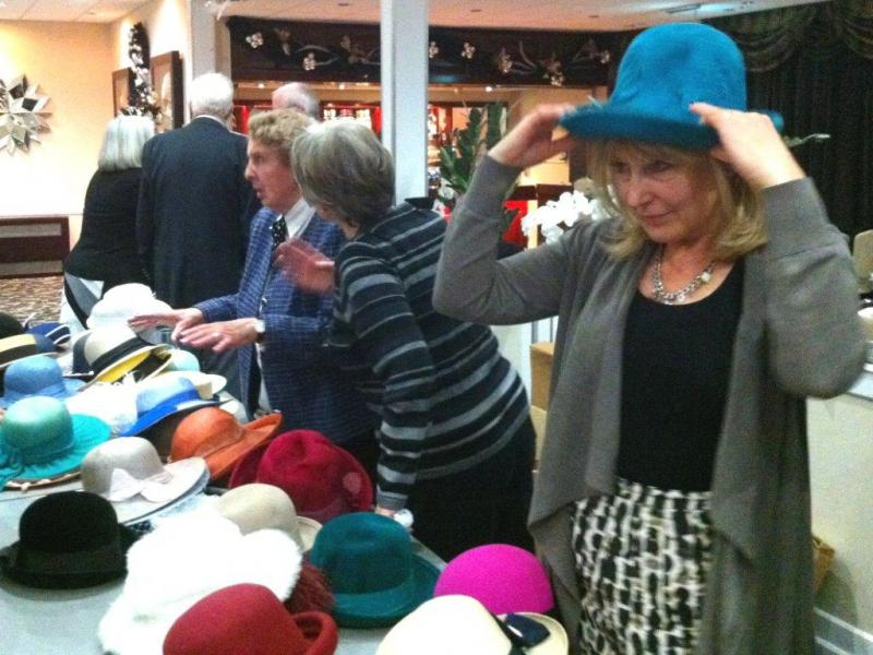 ROSIE THE HAT LADY -14th JANUARY 2015 - IMG 0087 1