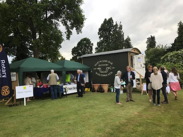 West Woodhay Garden Show 2017 -