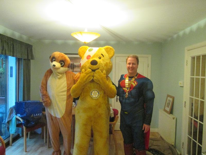 Children in Need 2014 - And so it brgins