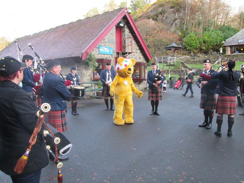 Children in Need 2014 - The Highland Fling? Ach, nae bother!