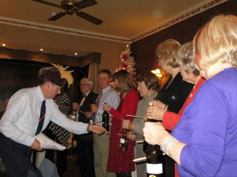 Christmas Party Night -
