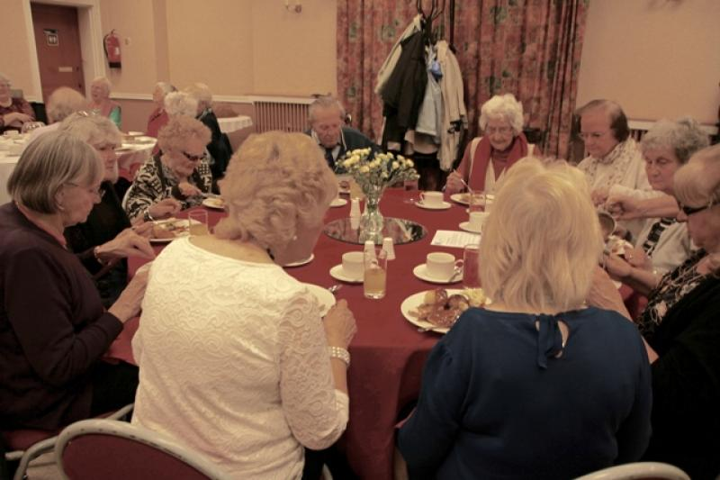 Pensioners Party at Winnington Park Recreation Club - IMG 0376A