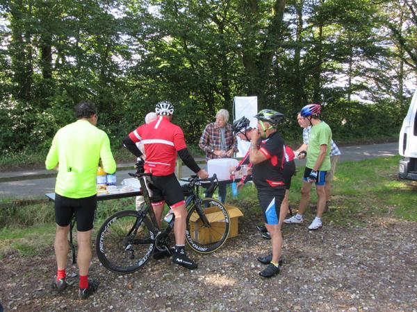 The Rotary Dorset Bike Ride -