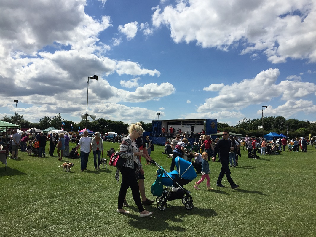Doncaster Classic Car and Bike Show 2017 -