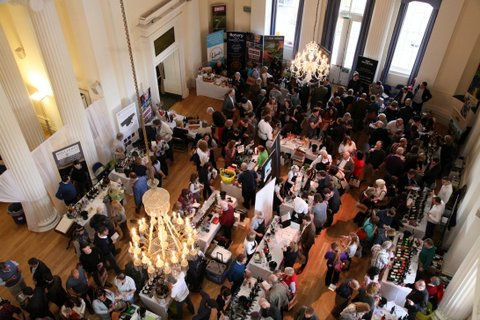 Cheltenham Wine Festival 7th April 2018 - IMG 0765(1)