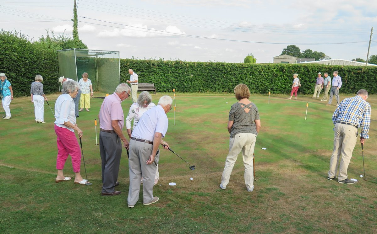 Golf Day and Inner Wheel Putting Evening - IMG 0775