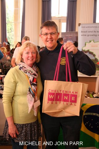 Cheltenham Wine Festival 7th April 2018 - IMG 0803