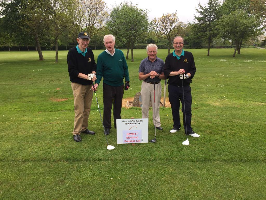 Churston Charity Golf 2017 -