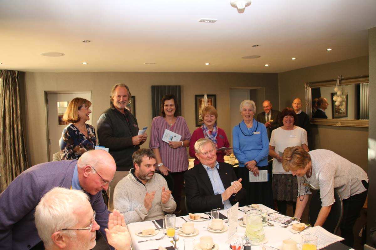 Friends of Ilfracombe Rotary -