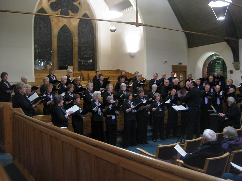 Kevock Choir -