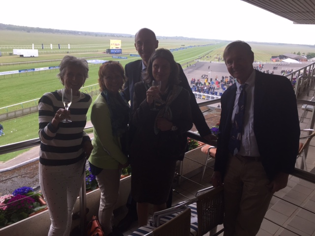 Our Partner Club in the Netherlands - Visit to the 1,000 Guineas Newmarket
