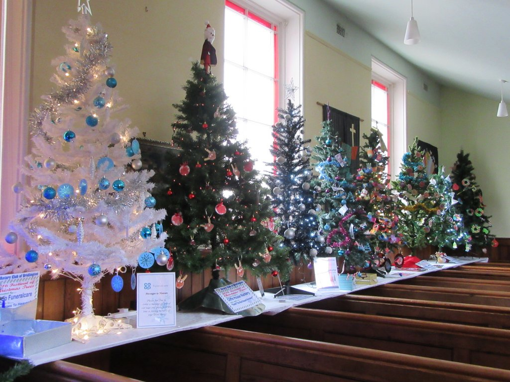 2016 Festival of Christmas Trees -