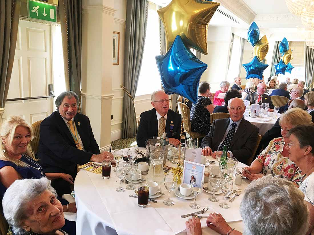 Presidents Lunch - Orsett Hall - IMG 1505(2)