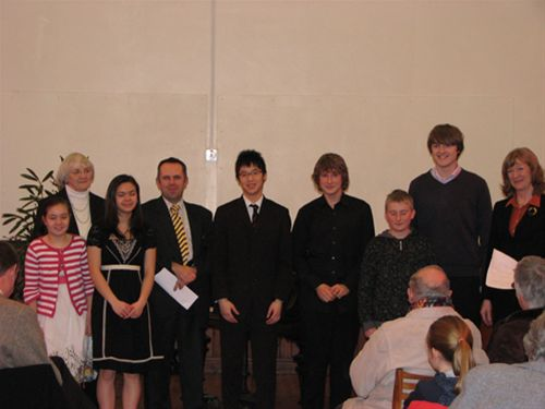 Rotary Young Musician -