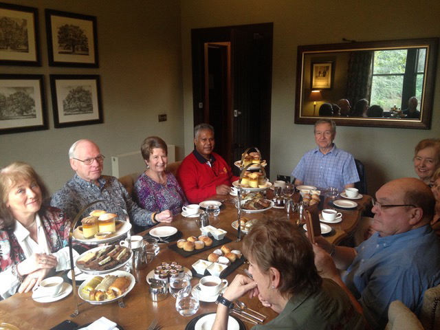 2nd Cromlix House Visit -