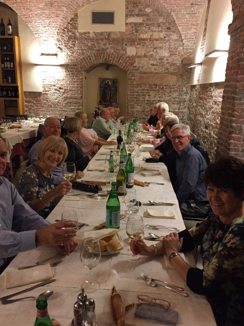 VERONA trip Oct 2016 - and drinking