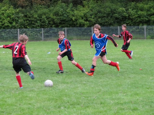 Primary Schools Football Competition -
