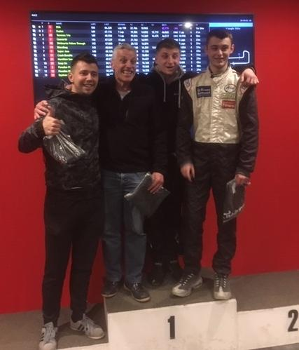 Rotary Becket's Annual Karting Day Report & Results -