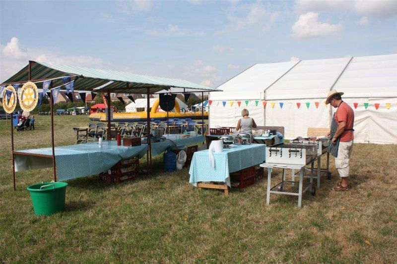 2010 Rotary at Littleport Show - Lull before the storm