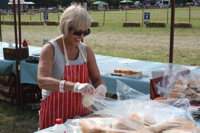 2010 Rotary at Littleport Show - Only 799 more to slice