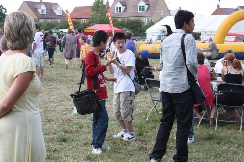 2010 Rotary at Littleport Show - International Acclaim