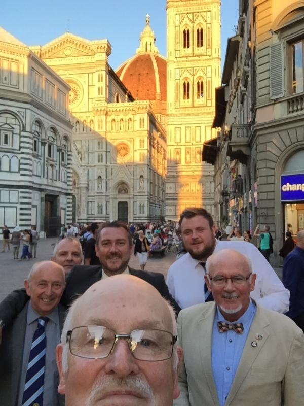 Our International visit 2016 - to Florence -