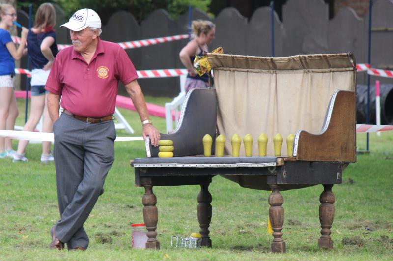 Annual Fun Day at Countesthorpe  - IMG 2082