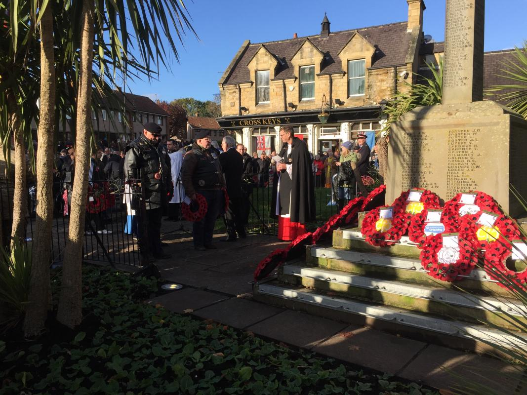 Remembrance Day Service and Parade -