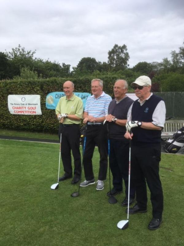 Rotary Golf Day -