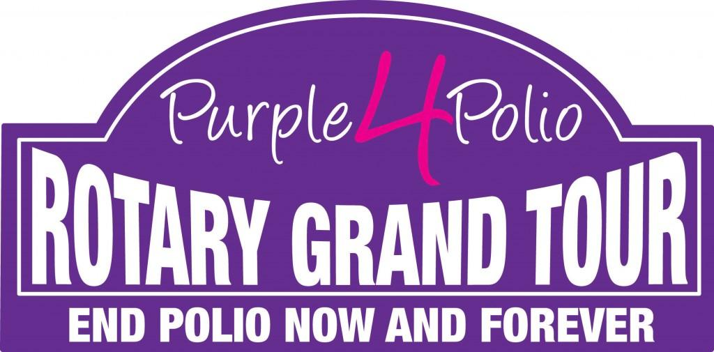 Purple4Polio Grand Tour -
