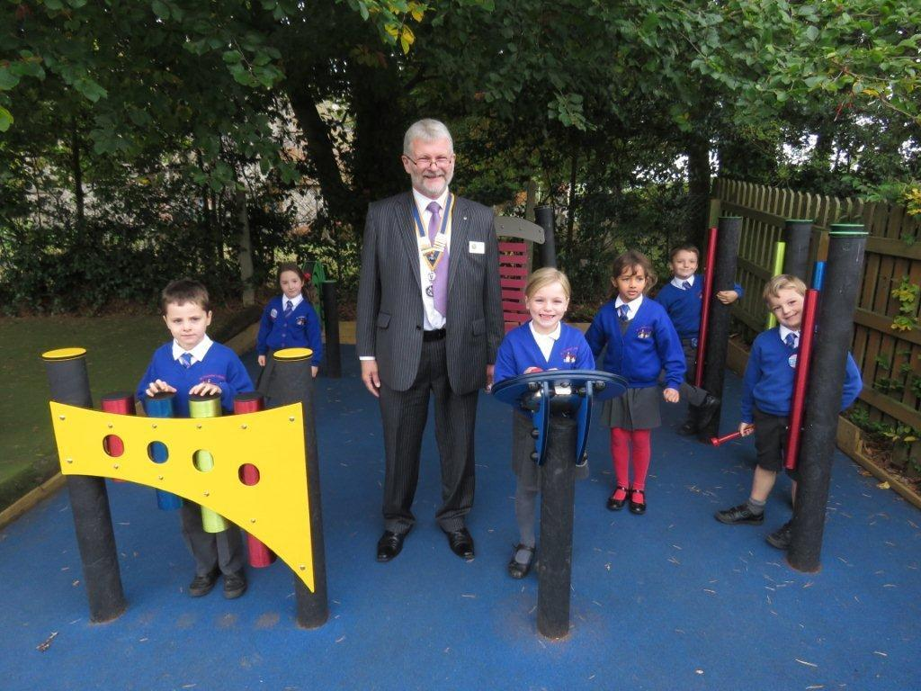 St Thomas' Infant School -