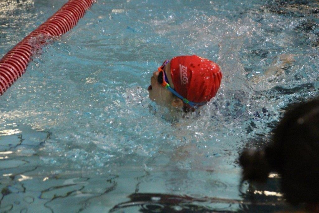Purley Swimathon 2017 - Pictures - Last of the true spirit - we will reach our target...
