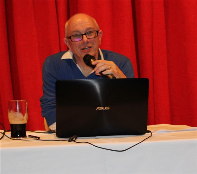 D1100 2018 Conference - Working hard as Disc Jockey at the Disco
