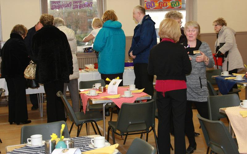 2014 Diamond Coffee Morning -