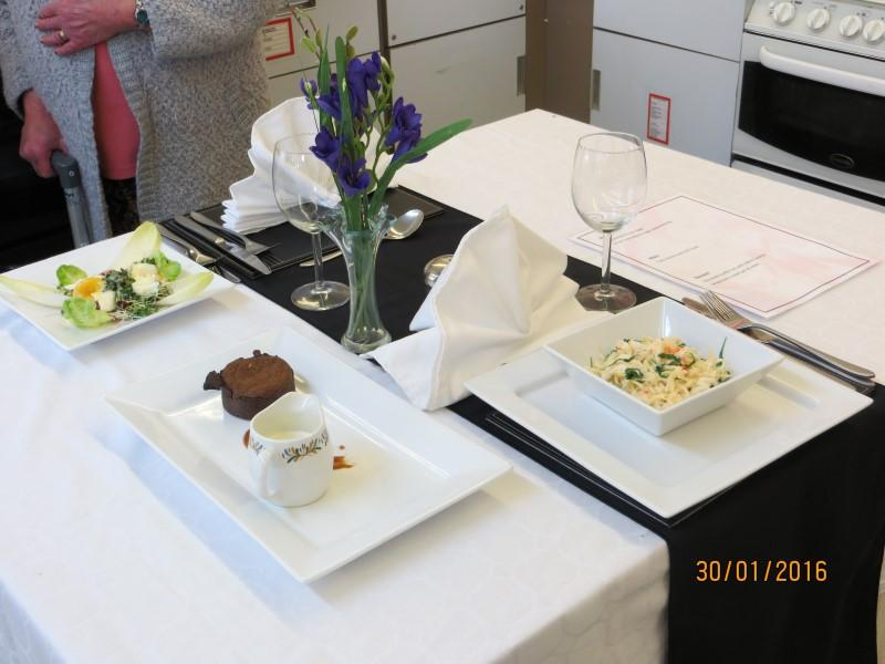 Young Chef - District Semi-final -