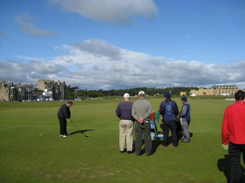 Rotary Club of St Andrews International Golf Tournament -
