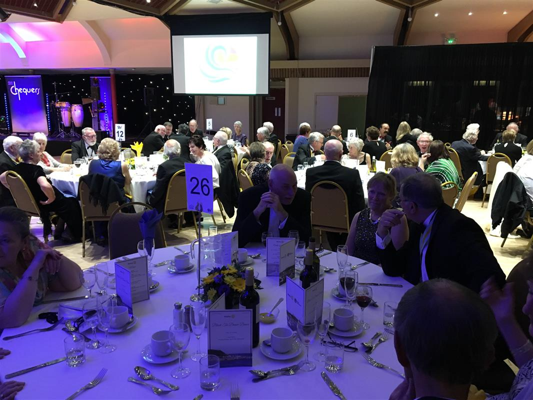 Conference 2018 photos - Friday formal dinner