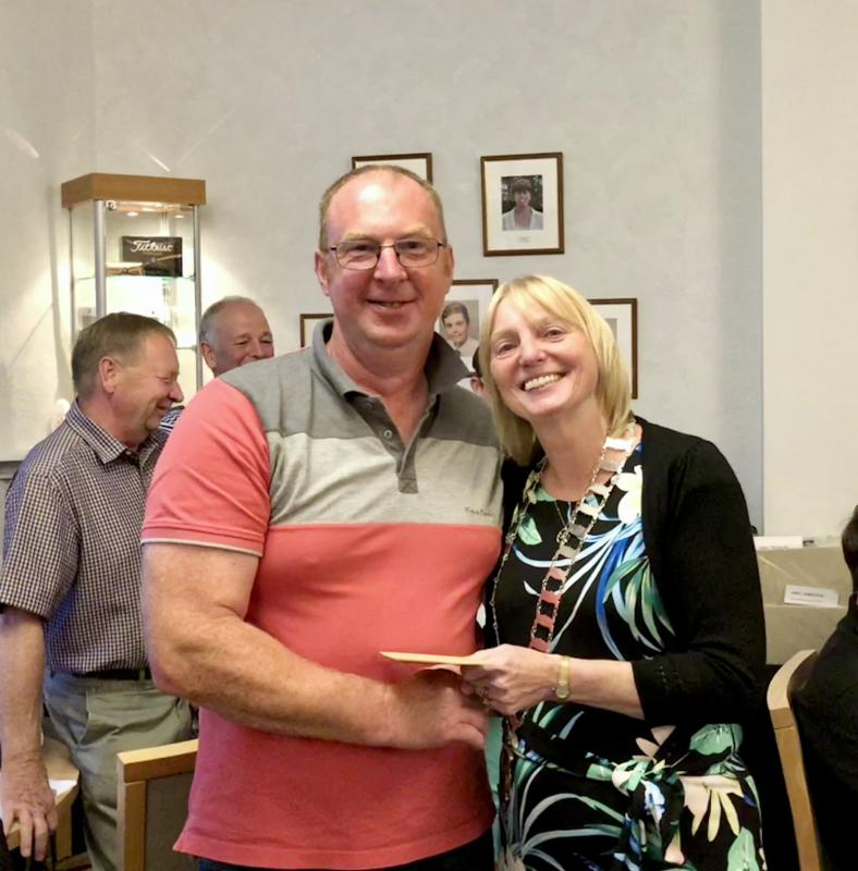 The Rotary Club of Thornhill and District's Am-Am 2018 - Team raffle winner: went to The Nith Valley Muckshifters.