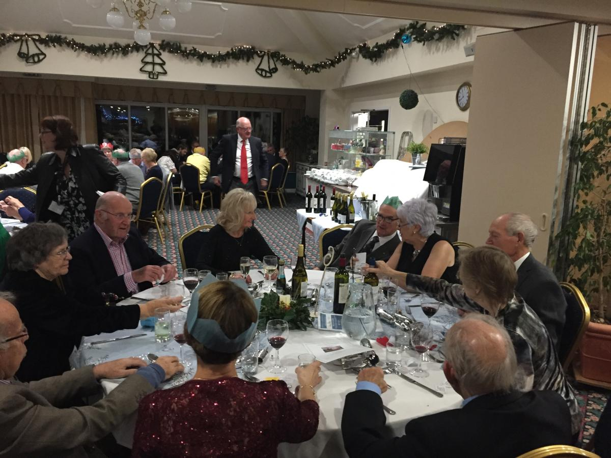 Christmas event [Murder Mystery Evening] 2018 -